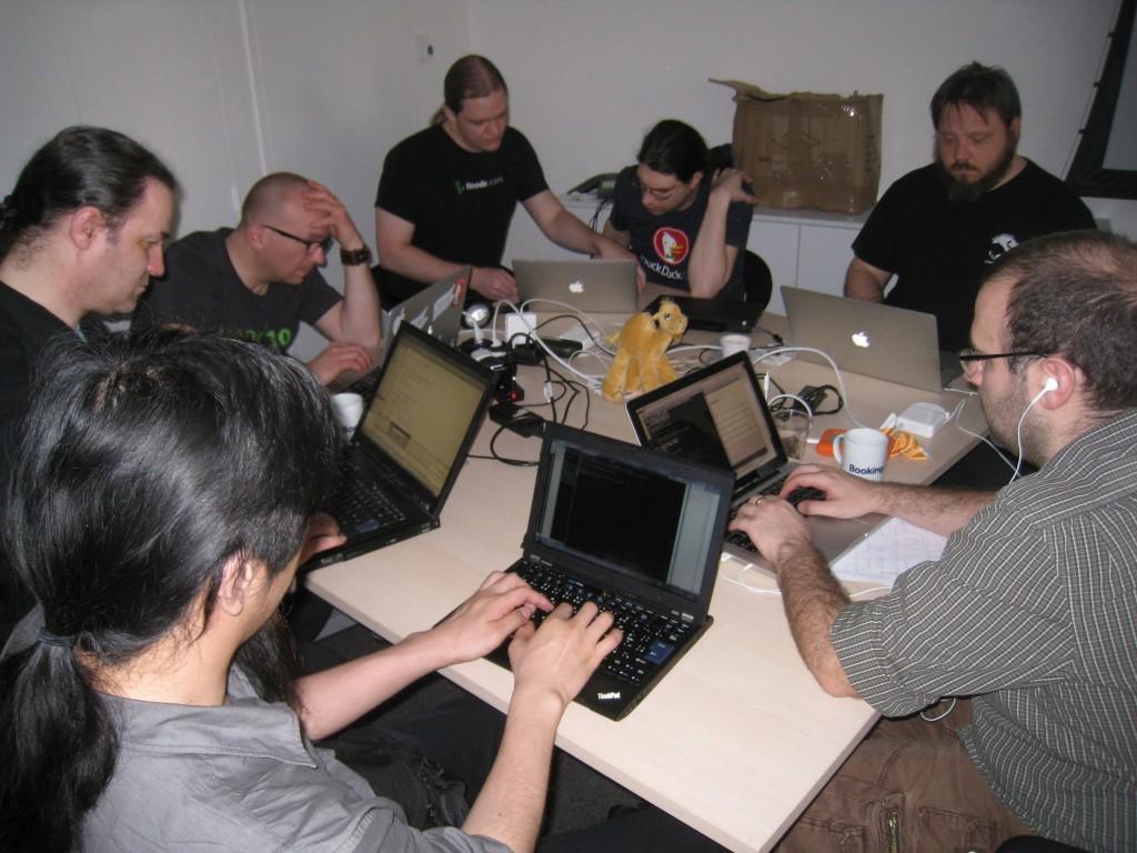 Hacking at the QAH